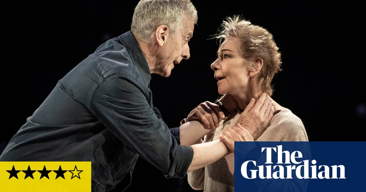 Constellations review – a stellar revival for Nick Payne's high-concept romance