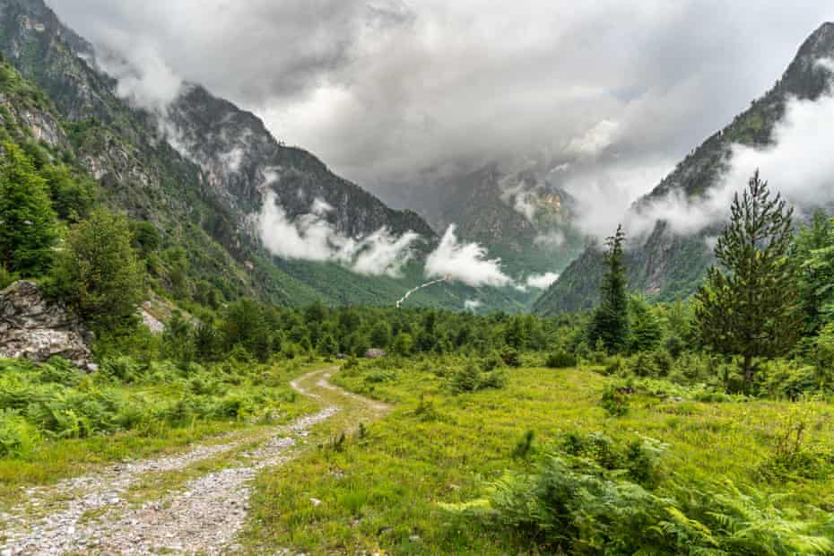 The Accursed Mountains, Albania