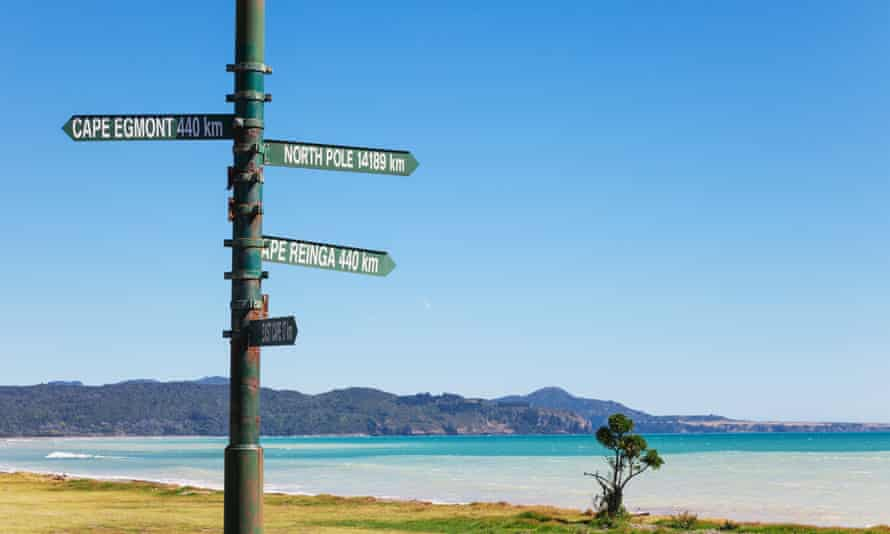 State Highway One: 'Auckland is four hours behind, 300km and counting.'