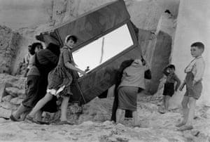 La Chanca, Almería, 1958