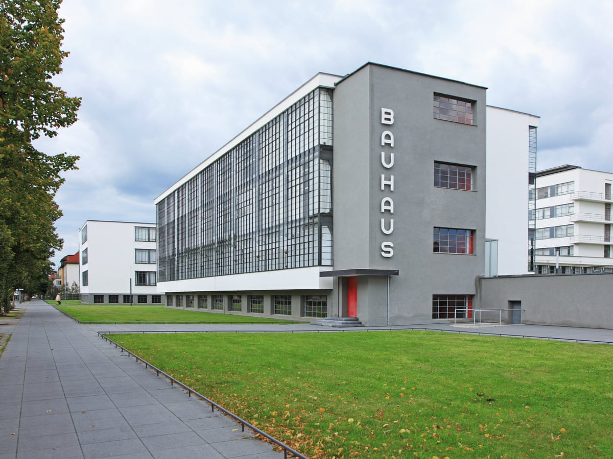 Bauhaus 100 Years Old But Still Ubiquitous In Our Homes Today Homes The Guardian