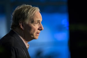 Ray Dalio. 'The last time the 1% felt so under pressure was probably back in the 1930s as the US came to terms with the Great Depression.'