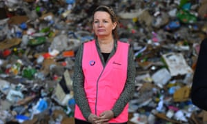 Minister for the environment Sussan Ley