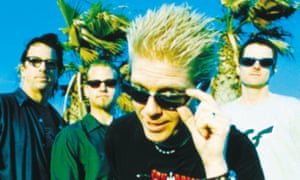 In the money … the Offspring.
