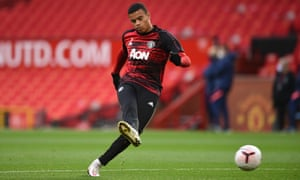 Ole Gunnar Solskjær has backed Mason Greenwood to continue to flourish at Manchester United despite recent criticism.