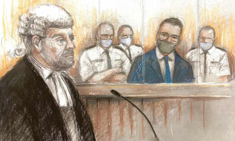 Pawel Relowicz in court