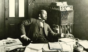 WEB Du Bois, co-founder of the National Association for the Advancement of Colored People.