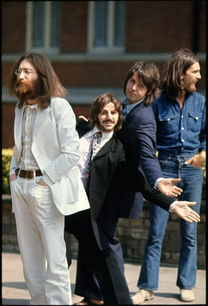 The Beatles, Abbey Road. London, 1969.
