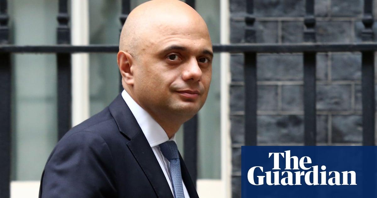 Sajid Javid, England's health secretary, tests positive for Covid