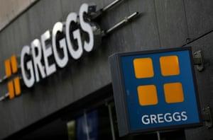A Greggs store in Liverpool