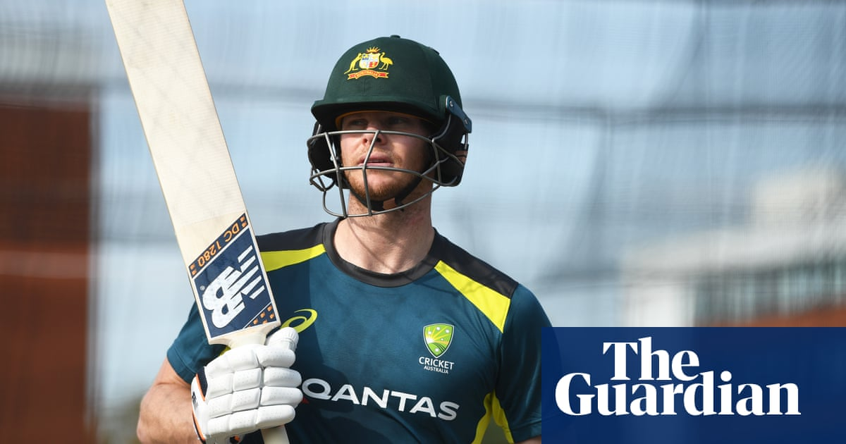 Steve Smith finds hands in ominous sign ahead of Australias first ODI against India