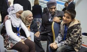 Canada Syria refugees Jordan Lebanon Justin Trudeay