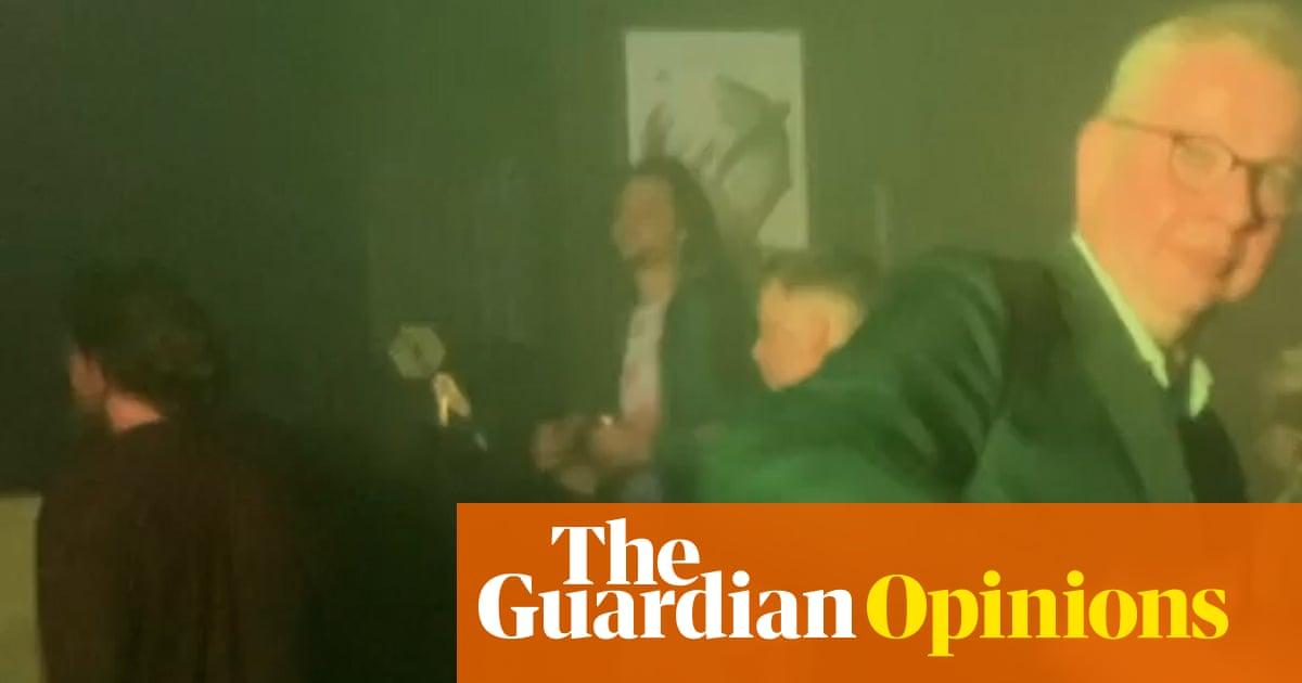Michael Gove, dancefloor devastator, (almost) all is forgiven