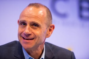 Evan Davis, new presenter of PM.