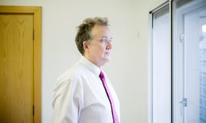 Nick Hardwick is the chair of the Parole Board for England and Wales
