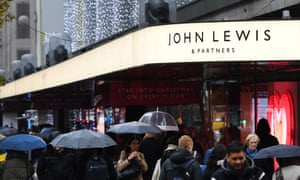 John Lewis reported record sales over Black Friday week.
