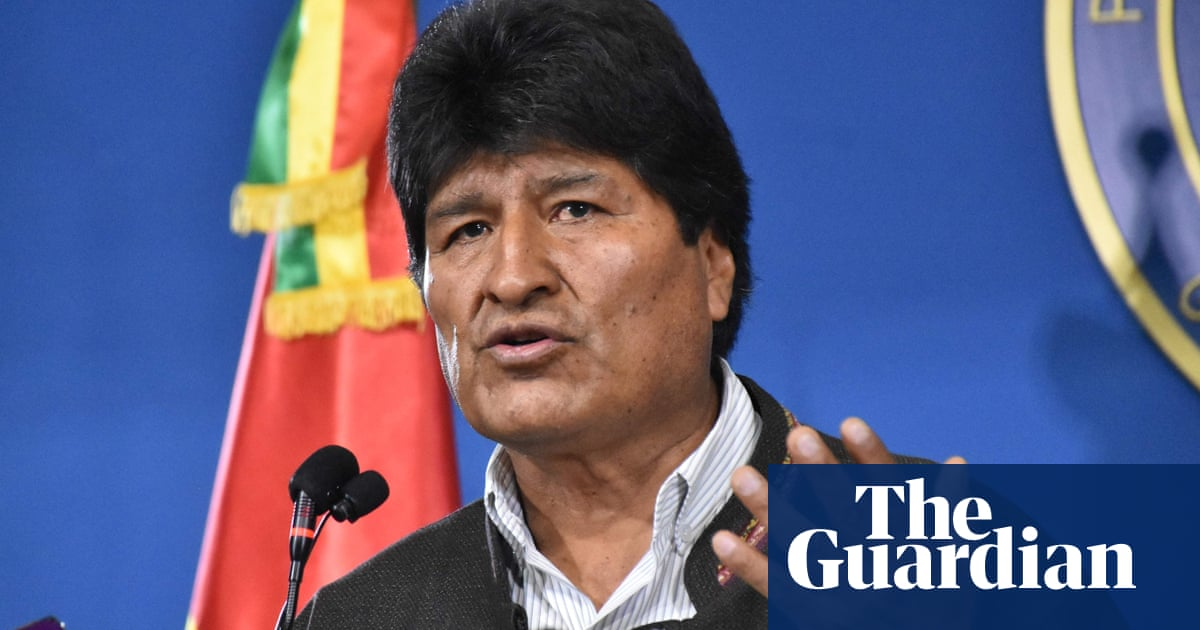Raab criticises Corbyn over support for Bolivian leader