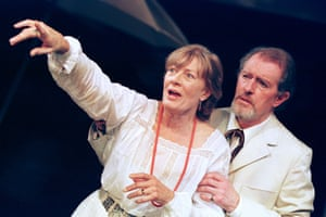 Vanessa Redgrave and Corin Redgrave in The Cherry Orchard, 2000