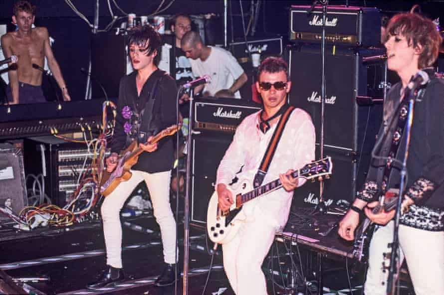 Manic Street Preachers in the mid-90s.
