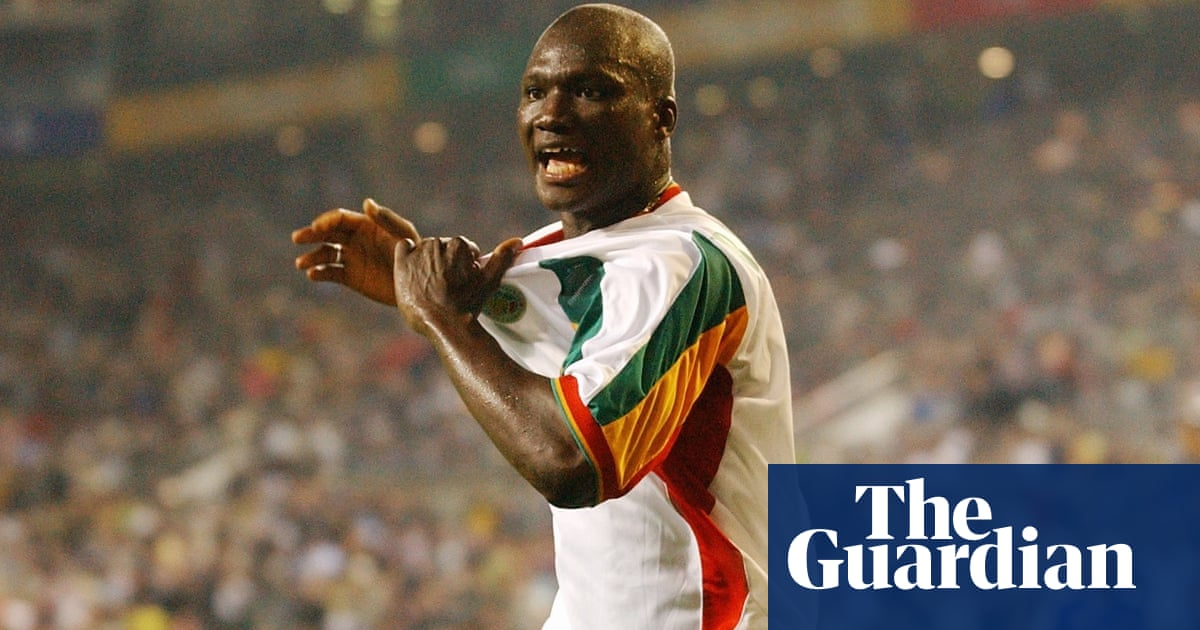 Papa Bouba Diop, Senegals World Cup hero and FA Cup winner, dies aged 42