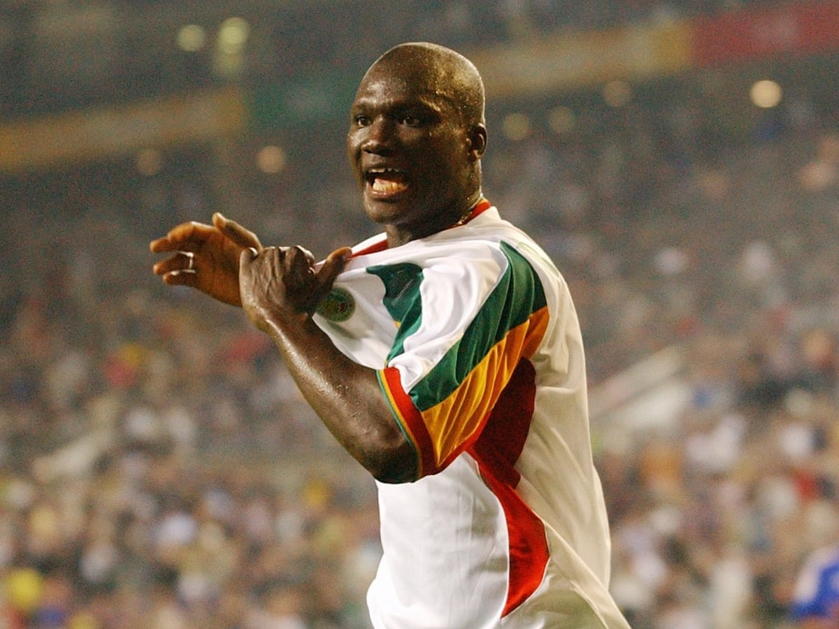 Papa Bouba Diop, Senegal's World Cup hero and FA Cup winner, dies aged 42 |  Senegal football team | The Guardian