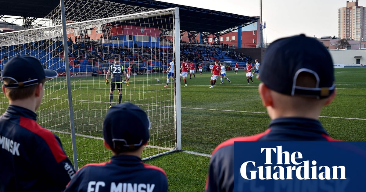 Última clasificación: el fútbol bielorruso disfruta de una popularidad recién descubierta | Fútbol americano 49