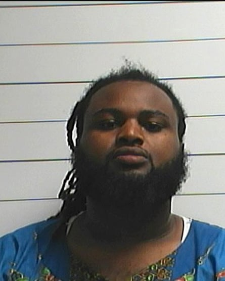 A handout mugshot of Cardell Hayes.