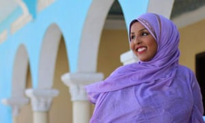 Mother-in-law jokes in Mogadishu: satirist shows other side