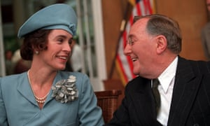 Hardy takes on the role of another statesman in the form of Franklin D. Roosevelt in ITV serial Bertie and Elizabeth.