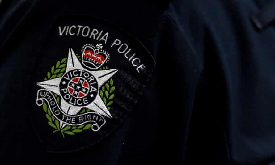 A police badge