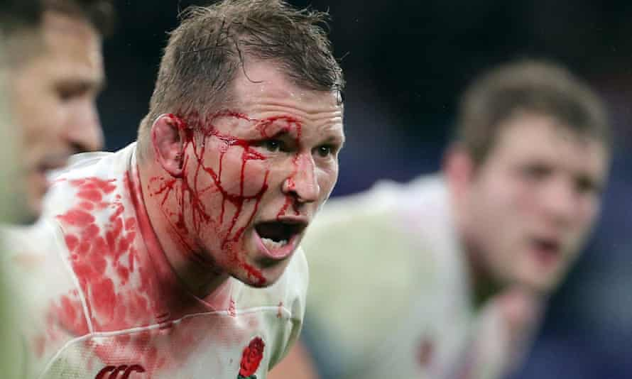 Dylan Hartley during England's Six Nations match against Wales