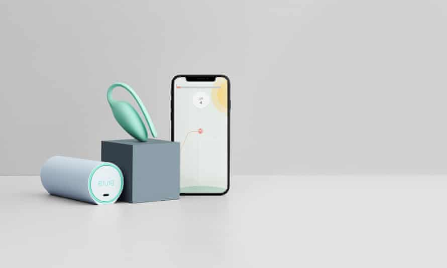 The Elvie pelvic floor trainer is just one of a number of products from 'femtech' startups which have raised almost $50m in recent months.
