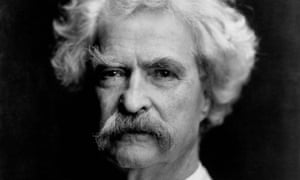 mark twain photograph corbis