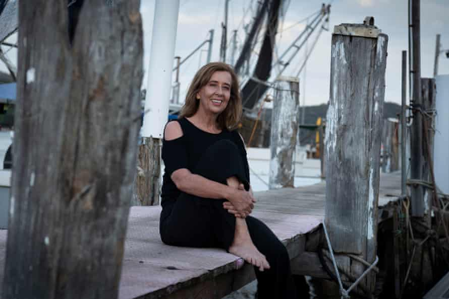 Australian author Kathryn Heyman whose new book, the memoir Fury, is out in Australia in April 2021