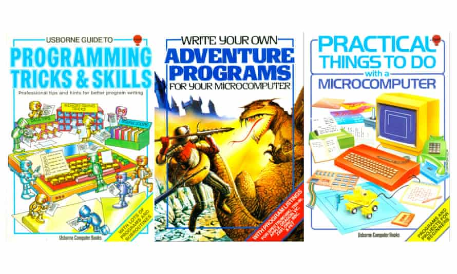 Usborne's classic programming books are now available as free PDF files.