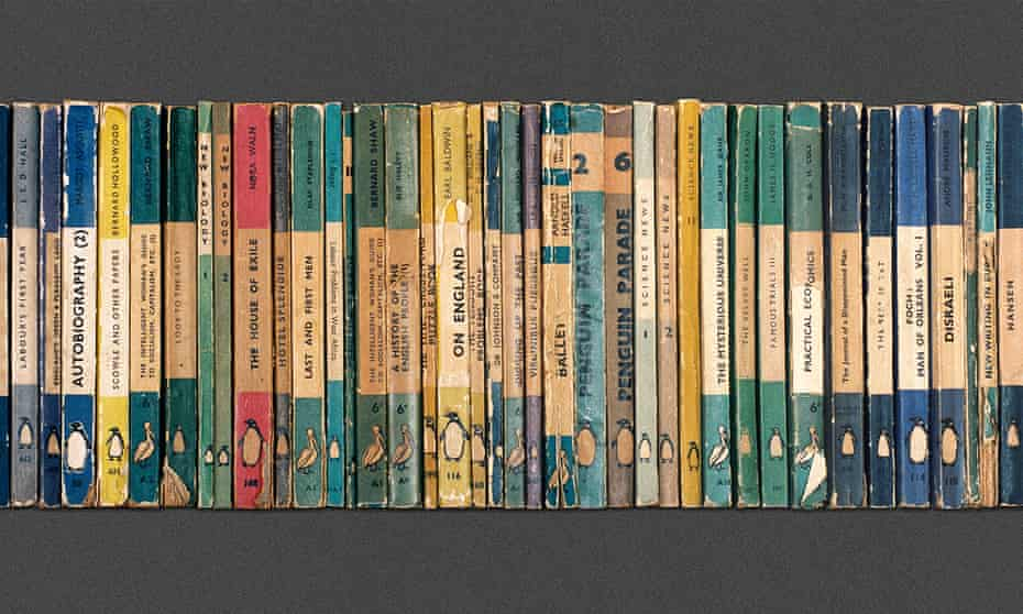 Penguin Parade, collection of vintage Penguin books