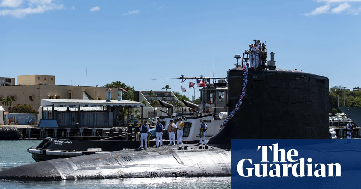 What are nuclear-powered submarines, anyway? A guide to Australia's looming military addition