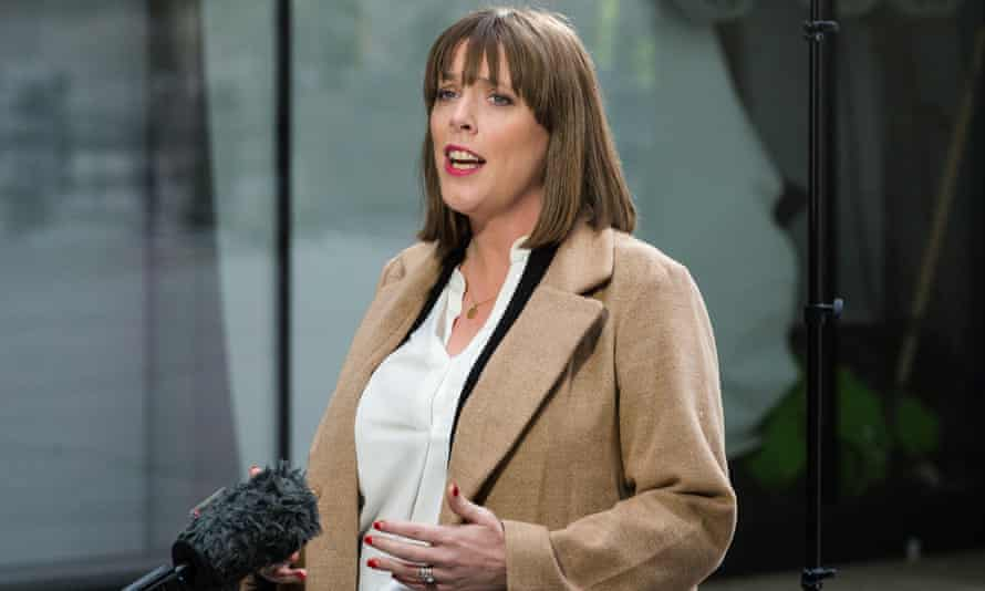 Jess Phillips, Labour's shadow minister for domestic violence and safeguarding.