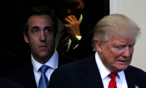 Michael Cohen 'is no longer willing to take a bullet for Donald Trump', according to another former Trump aide, Sam Nunberg.