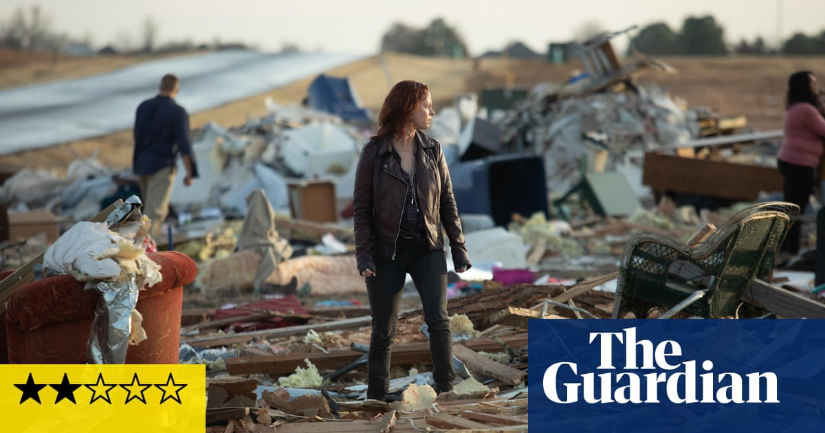 13 Minutes review – tornado movie with plotting as catastrophic as the weather