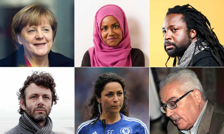 Nadiya Hussain, Marlon James and Eva Carneiro feature on on our alternative New Year's list