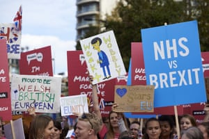 Taking the nation's pulse: NHS vs Brexit