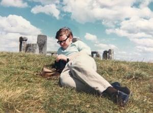 Stonehenge in 1968 by John Hodgson
