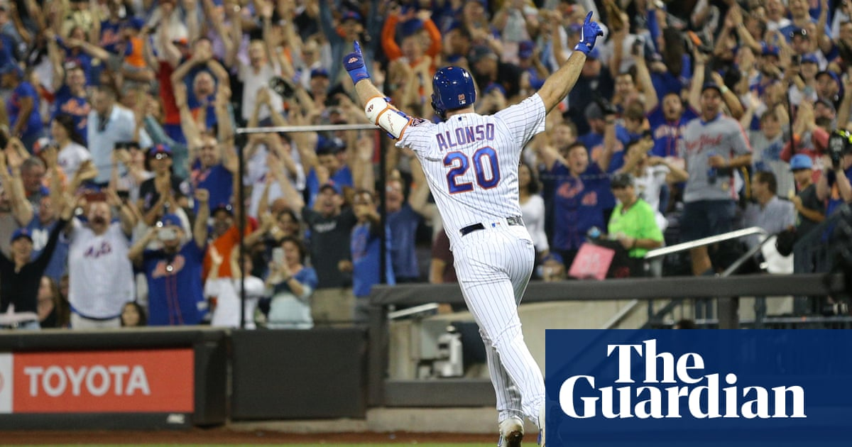 Pete Alonso hits 53rd home run of season to break Aaron Judges rookie record