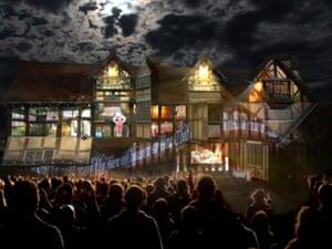 Illuminating Shakespeare, Stratford-upon-Avon