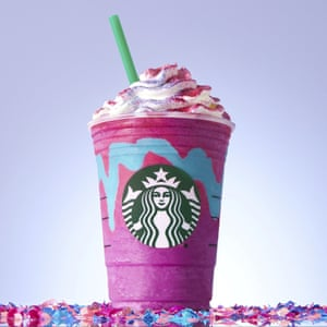 Unicorn Frappuccino … coming to a coffee shop near you.
