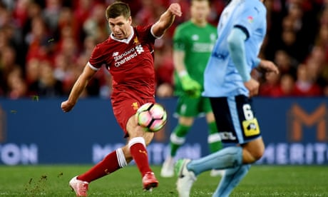 Liverpool make light work of Sydney FC on whistle-stop trip to Australia