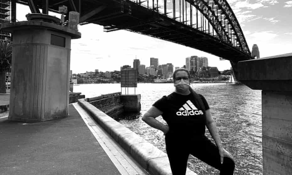 Sydney resident Racquel Sherry