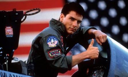 Flying high: Top Gun, 1986.