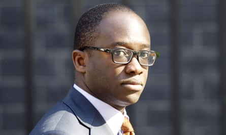 Sam Gyimah, minister for universities and science, who set out his vision for UK science after Brexit in a speech in Oxford last week